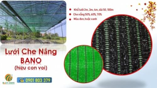 Lưới che nắng Thái Lan BANO